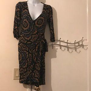 Anthropologie (Vanessa Virginia) wrap dress